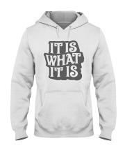 it-is-what-it-is Hooded Sweatshirt thumbnail