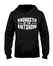 Mens-Ringmaster-Of-The-Shitshow Hooded Sweatshirt tile