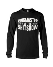 Mens-Ringmaster-Of-The-Shitshow Long Sleeve Tee tile