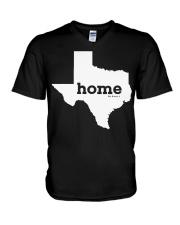 the home t net worth 2020 V-Neck T-Shirt thumbnail