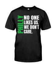 we-are-philly Classic T-Shirt front
