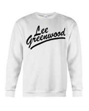 lee greenwood t shirt Crewneck Sweatshirt thumbnail