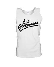 lee greenwood t shirt Unisex Tank thumbnail