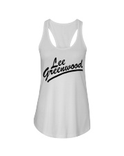 lee greenwood t shirt Ladies Flowy Tank thumbnail