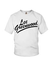 lee greenwood t shirt Youth T-Shirt thumbnail