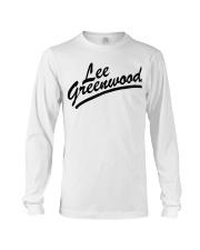 lee greenwood t shirt Long Sleeve Tee thumbnail
