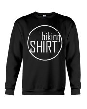 hiking shirt Crewneck Sweatshirt thumbnail