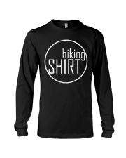 hiking shirt Long Sleeve Tee thumbnail