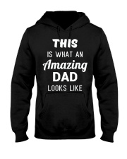 This is What An Amazing Dad Looks Like Hooded Sweatshirt thumbnail