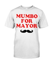 mumbo-for-mayor Classic T-Shirt front