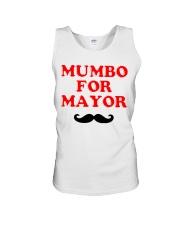 mumbo-for-mayor Unisex Tank thumbnail