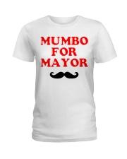 mumbo-for-mayor Ladies T-Shirt thumbnail