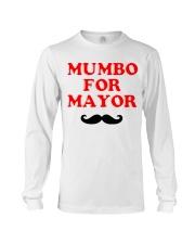 mumbo-for-mayor Long Sleeve Tee thumbnail
