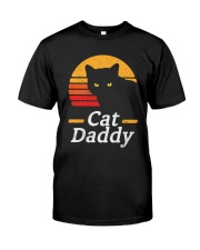 cat daddy Classic T-Shirt front