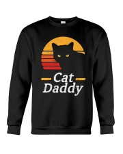 cat daddy Crewneck Sweatshirt thumbnail