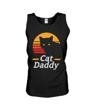 cat daddy Unisex Tank thumbnail