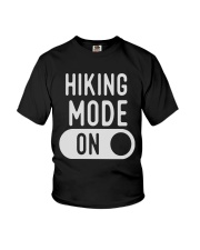 hiking mode on Youth T-Shirt thumbnail