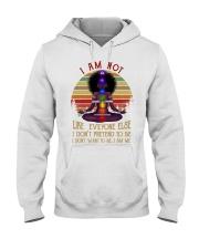 I am not like everyone Hooded Sweatshirt thumbnail