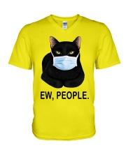 Ew people V-Neck T-Shirt thumbnail