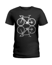 Bicycle Ladies T-Shirt tile