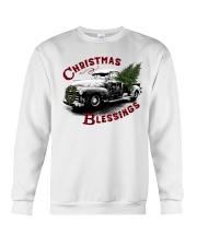 Christmas blessings Crewneck Sweatshirt thumbnail