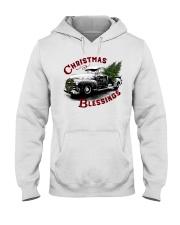 Christmas blessings Hooded Sweatshirt thumbnail