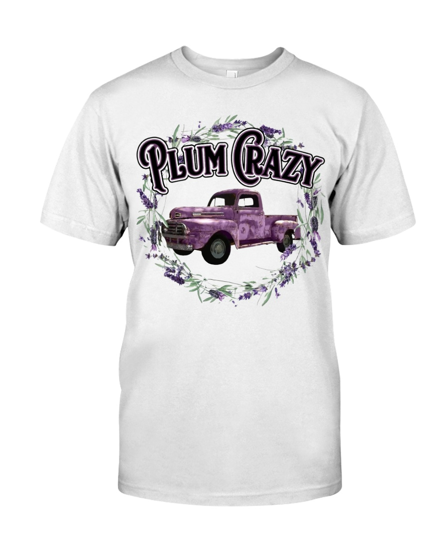 Plum crazy Classic T-Shirt