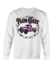 Plum crazy Crewneck Sweatshirt thumbnail