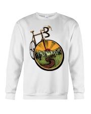 Road bicycle Crewneck Sweatshirt thumbnail