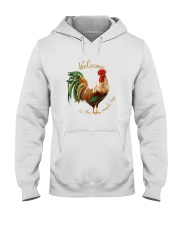 Welcome to the simple life Hooded Sweatshirt thumbnail