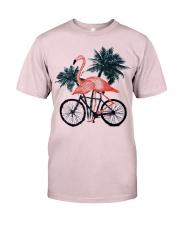 Flamingo bicycle Premium Fit Mens Tee thumbnail