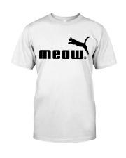 Meow Classic T-Shirt thumbnail