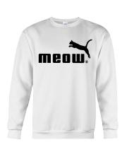 Meow Crewneck Sweatshirt thumbnail