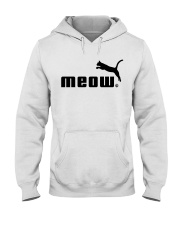 Meow Hooded Sweatshirt thumbnail
