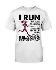 I run Classic T-Shirt thumbnail