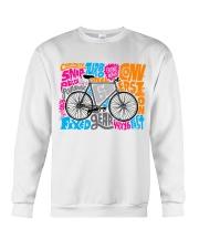 Cycling Crewneck Sweatshirt thumbnail