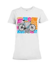 Cycling Premium Fit Ladies Tee thumbnail