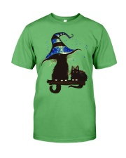 Witches Cat Premium Fit Mens Tee thumbnail