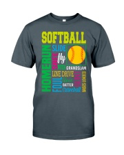 Softball Classic T-Shirt tile