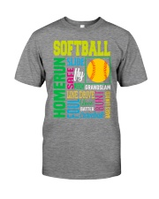 Softball Premium Fit Mens Tee thumbnail