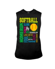 Softball Sleeveless Tee thumbnail