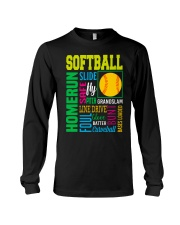 Softball Long Sleeve Tee thumbnail
