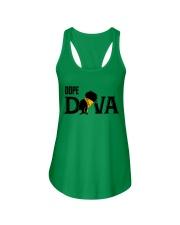 Dope diva Ladies Flowy Tank thumbnail