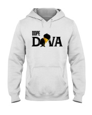 Dope diva Hooded Sweatshirt thumbnail