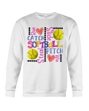 Softball Crewneck Sweatshirt thumbnail