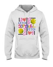 Softball Hooded Sweatshirt thumbnail