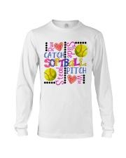 Softball Long Sleeve Tee thumbnail