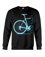 Let's roll Crewneck Sweatshirt thumbnail