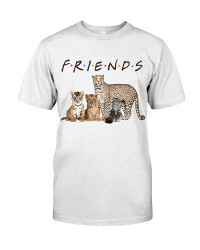 Cat's friends