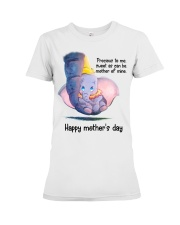 Happy mother's day Premium Fit Ladies Tee thumbnail